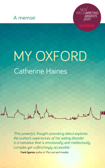 Cover of My Oxford by Catherine Haines